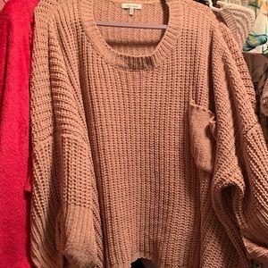 Nanamacs oversized sweater
